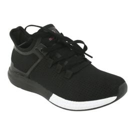 Rekreacyjne Buty Sportowe Atletico AT9618 czarne 1