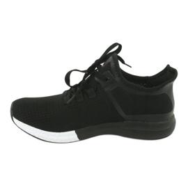 Rekreacyjne Buty Sportowe Atletico AT9618 czarne 2