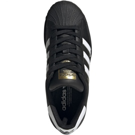 Buty adidas Superstar J Jr EF5398 czarne 1