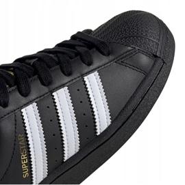 Buty adidas Superstar J Jr EF5398 czarne 3