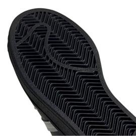 Buty adidas Superstar J Jr EF5398 czarne 5