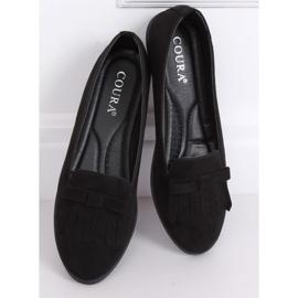 Lordsy damskie czarne 2358 Black 3