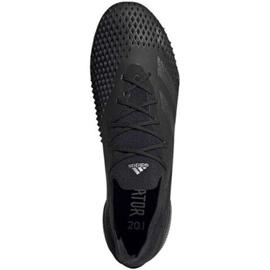 Buty piłkarskie adidas Predator Mutator 20.1 L Fg M EF2205 czarne wielokolorowe 1