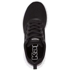 Buty Kappa Ces U 242685NC 1110 czarne 2