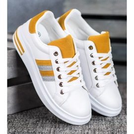 SHELOVET Sportowe Buty Na Platformie 3