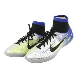 Buty halowe Nike Mercurial Victory 6 Df Njr Ic Jr 921491-407 wielokolorowe szare 1
