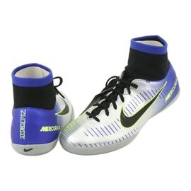 Buty halowe Nike Mercurial Victory 6 Df Njr Ic Jr 921491-407 wielokolorowe szare 2