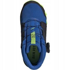 Buty adidas Terrex Boa Mid R.RD Jr EE8470 niebieskie 1