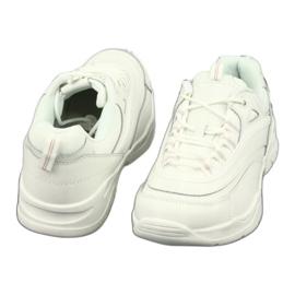 Sportowe buty damskie Filippo 1411 białe 4