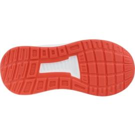 Buty adidas Runfalcon Jr EG2226 granatowe 3
