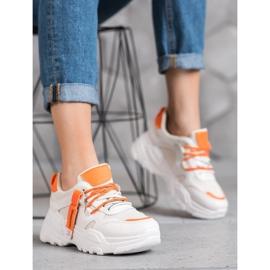 SHELOVET Sneakersy Fashion Sport 4