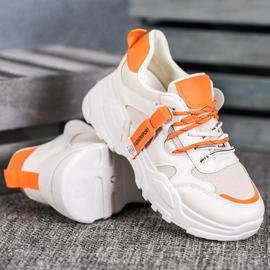 SHELOVET Sneakersy Fashion Sport 3