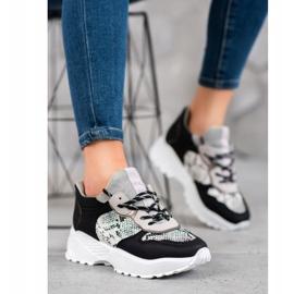 Stylowe Sneakersy MCKEYLOR czarne 4