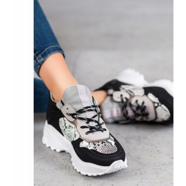 Stylowe Sneakersy MCKEYLOR czarne 3