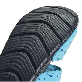 Sandały adidas Altaswim C Jr EG2178 niebieskie 5