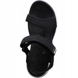 Sandały Kappa Vedity Ii W 242811 1110 czarne 1