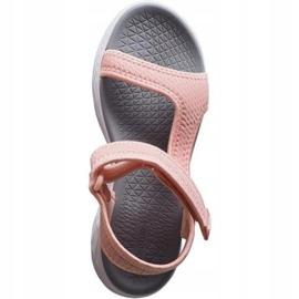 Sandały Kappa Vedity Ii W 242811 2110 różowe 1