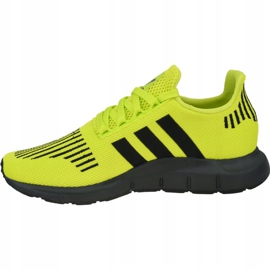Buty adidas Swift Run Jr EE6797 żółte 1