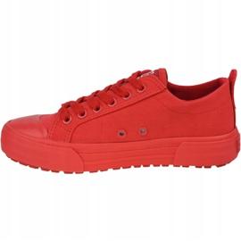 Buty Big Star Shoes J W FF274A085 czerwone 1