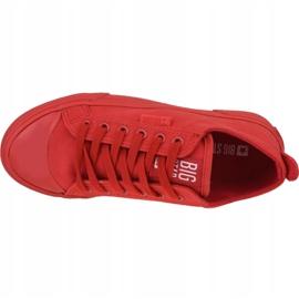 Buty Big Star Shoes J W FF274A085 czerwone 2