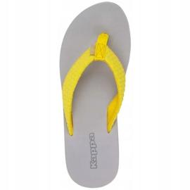 Japonki Kappa Pahoa W 242668 4014 żółte 2
