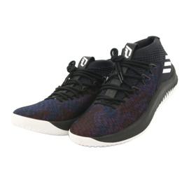 Buty adidas Dame 4 M CQ0477 czarne 2