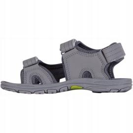 Sandały Kappa Early Ii K Footwear Jr 260373K 1633 wielokolorowe szare 2