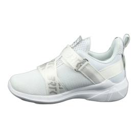 Bartek 75213 Buty Sportowe wkładka skórzana białe szare 2