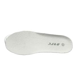 Bartek 75213 Buty Sportowe wkładka skórzana białe szare 5