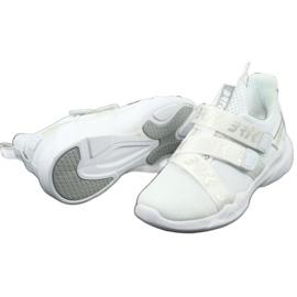 Bartek 75213 Buty Sportowe wkładka skórzana białe szare 4