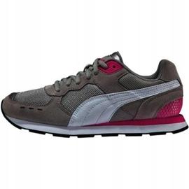 Buty Puma Vista W 369365 16 różowe szare 1