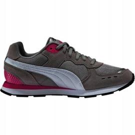 Buty Puma Vista W 369365 16 różowe szare 4