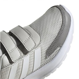 Buty adidas Tensaur Run Jr EG4147 szare 1