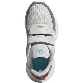 Buty adidas Tensaur Run Jr EG4147 szare 2