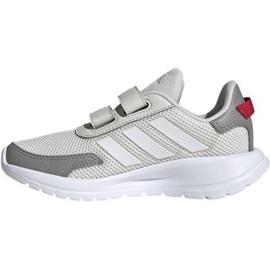 Buty adidas Tensaur Run Jr EG4147 szare 3