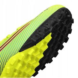 Buty piłkarskie Nike Vapor 13 Academy Mds Tf Jr CJ1178-703 wielokolorowe żółte 1
