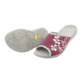 Befado obuwie damskie pu 254D101 wielokolorowe 4