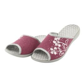 Befado obuwie damskie pu 254D101 wielokolorowe 3