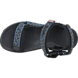 Sandały Lee Cooper Men's Sandals LCW-20-34-012 czarne 2