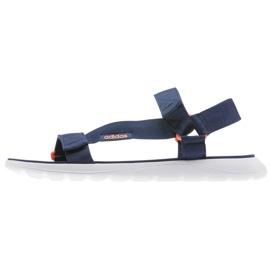 Sandały adidas Comfort Sandal EG6690 granatowe 2