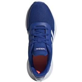 Buty adidas Tensaur Run K Jr EG4125 niebieskie 1