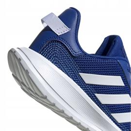 Buty adidas Tensaur Run K Jr EG4125 niebieskie 4