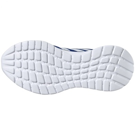 Buty adidas Tensaur Run K Jr EG4125 niebieskie 5