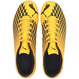 Buty piłkarskie Puma Spirit Iii Fg 106066 03 żółte 1