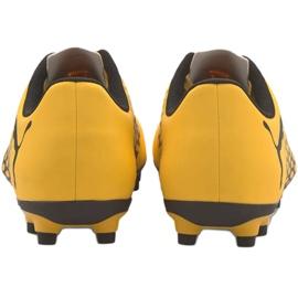 Buty piłkarskie Puma Spirit Iii Fg 106066 03 żółte 4