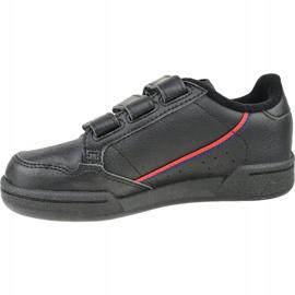 Buty adidas Continental 80 K EH3223 czarne 1