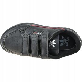 Buty adidas Continental 80 K EH3223 czarne 2