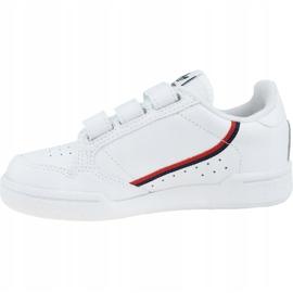 Buty adidas Continental 80 K EH3222 białe 1