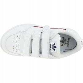 Buty adidas Continental 80 K EH3222 białe 2