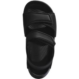 Sandały adidas Altaswim C Jr EG2134 czarne 1